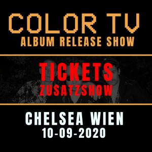Release Show (Zusatzshow 10.9.) – TICKET